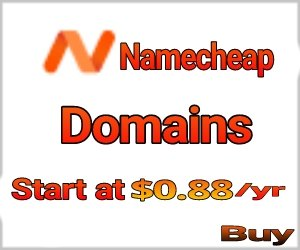 Domain names for just 88 cents!