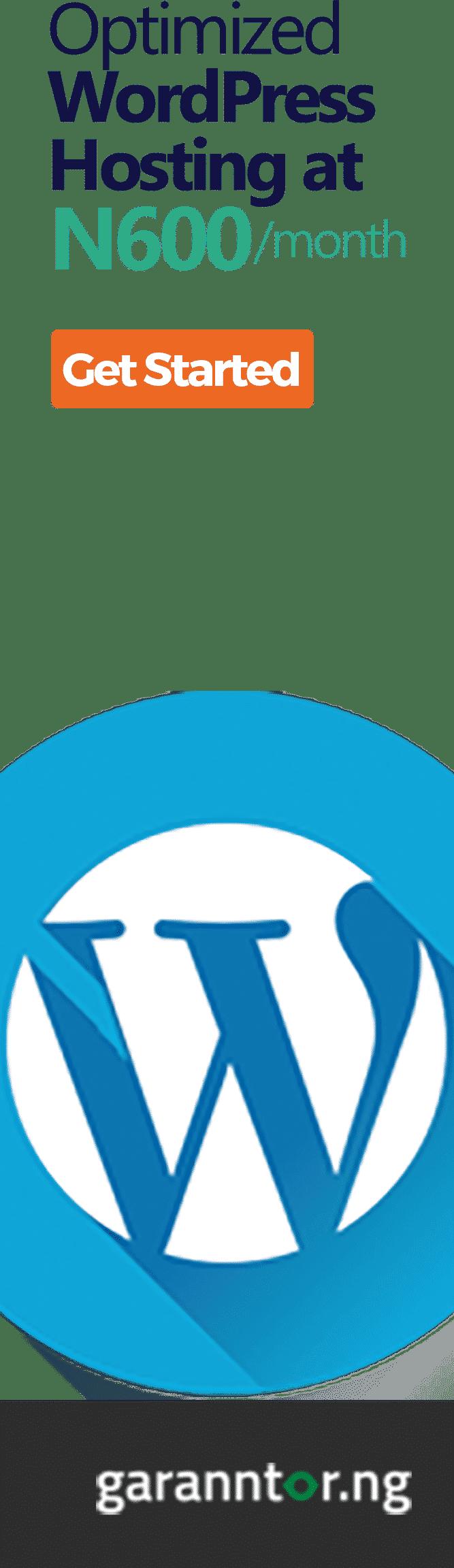 garanntor web host